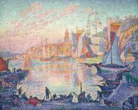 Порт в Сен-Тропе 2