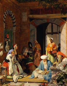Льюис Джон Фредерик И молитва веры исцелит болящего