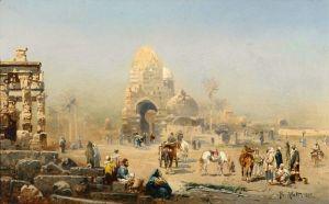 Аллот Роберт Улица на Ближнем Востоке