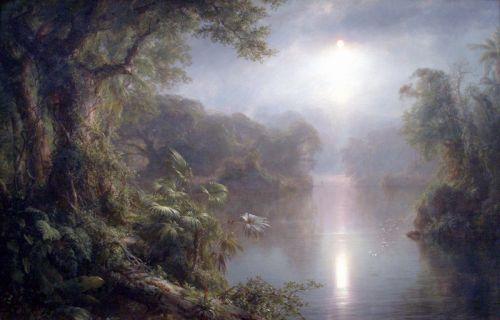 Река Света