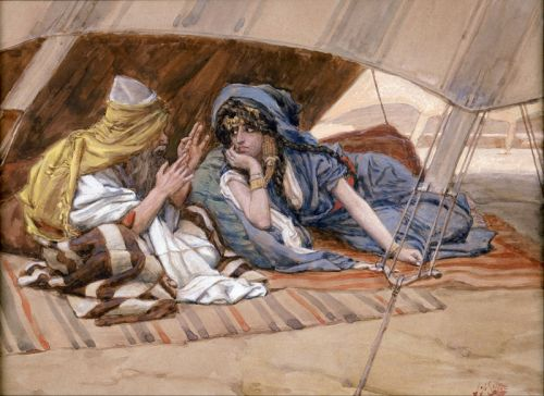 Совет Авраама Саре