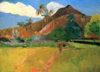 Таитянские горы