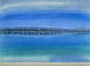 Модерн Озеро, утро