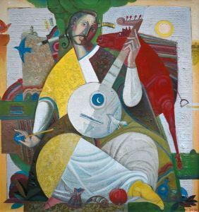 """Украинское современное искусство Из серии """"Казак Мамай"""" - 118"""