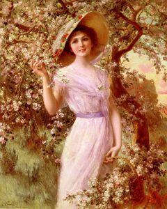 Вернон Эмиль Цветы вишни