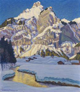 Реализм Winterlandschaft