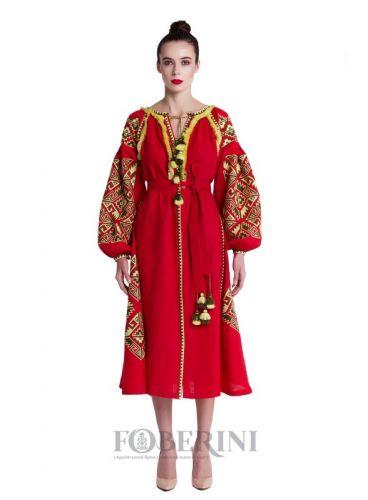 Купити Сукня-вишиванка