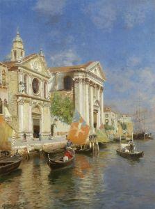 Санторо Рубенс Санта-Мария-делла-Визитационе и Санта-Мария-дель-Розарио, Венеция