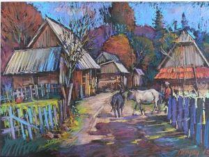 """Гунц Дмитрий Из серии """"Дорогой в горы"""" - 3"""