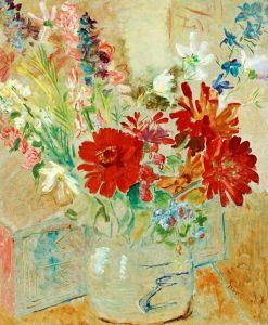 Експресіонізм Натюрморт з літніми квітами