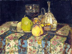 Импрессионизм Натюрморт с фруктами