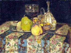 Монтичелли Адольф Жозеф Тома Натюрморт с фруктами
