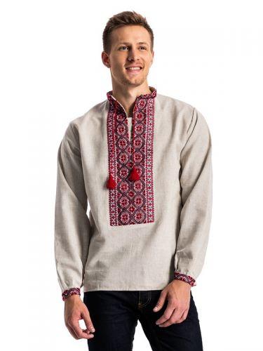 Купити Чоловіча вишиванка ЛС4 ЛС4 на UkrainArt 4021bc681c305