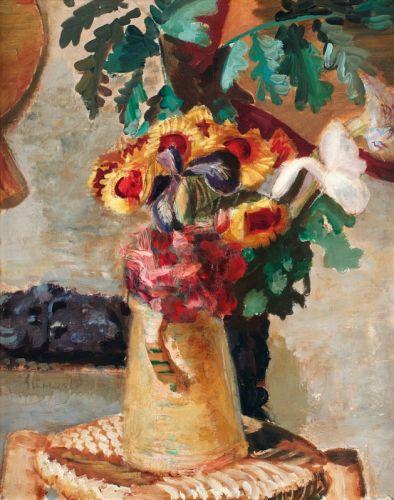 Квітковий натюрморт №5