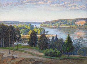 Йоханссон Карл Летний пейзаж