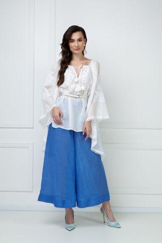 «Виктори» белая блуза