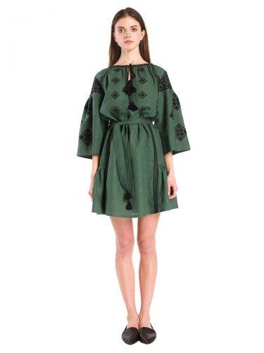 Женское платье MD22 Green