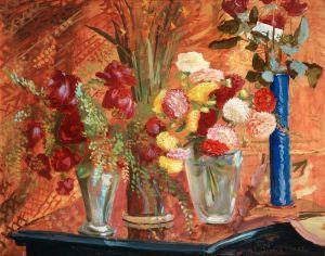 Экспрессионизм Цветы Дня рождения