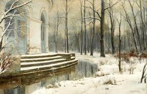 Вельц Иван Первый снег