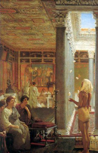 Египетский жонглер