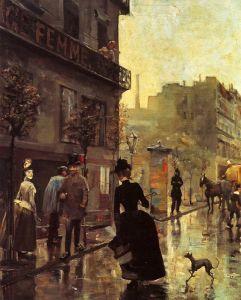 Галлен-Каллела Аксели Бульвар в Париже