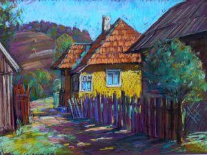 """Гунц Дмитрий Из серии """"Дорогой в горы"""" - 16"""