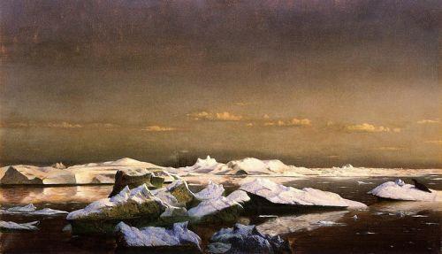 Плавучие льдины