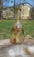 Версаль (декорированая бутылка)
