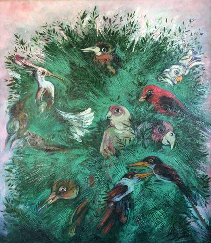 Пташиний базар