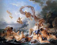 Рождение и триумф Венеры