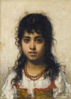Портрет девушки №2
