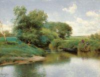 Катание на реке