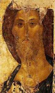 Рублев Андрей Христос Вседержитель