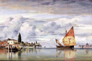 Романтизм Частина острова Сан-П'єтро, вілла, Венеція