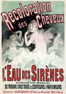 Шере Жюль l Eau des Sirenes