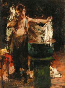 Иролли Винченцо Беспризорник с бадьей
