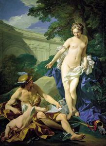 Ван Лоо Луи Мишель Венера, Меркурий и Амур