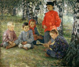 Богданов-Бельский Николай Виртуоз