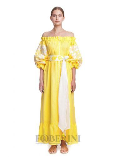 Платье-вышиванка «Сиеста» - изображение 1