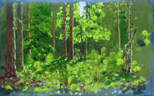 Лес - изображение 1