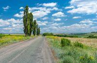 По дороге в украинскую деревню