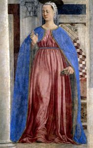Франческа делла Пьеро Благовещения 2