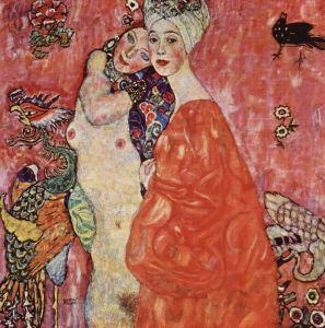Климт Густав The Women Friends