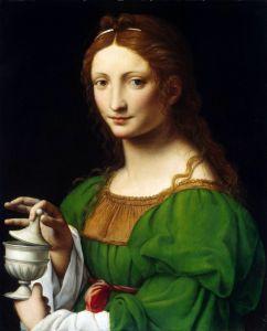 Відродження Свята Марія Магдалина