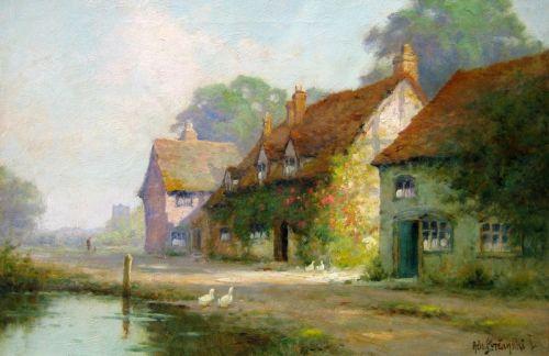 Деревня в Букингемшир