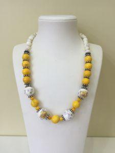 """Ожерелье из бирюзы Ожерелье """"Прикосновение солнца"""""""