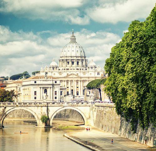 Собор Святого Петра, Рим, Италия