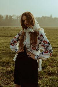 """Вышитые рубашки женские Вышиванка женская """"Барвы"""""""