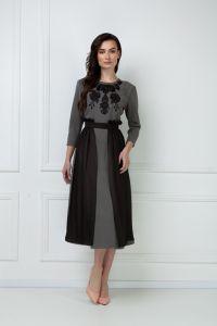 Вышитые платья Платье «Тамара»
