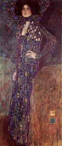 Портрет Эмилии